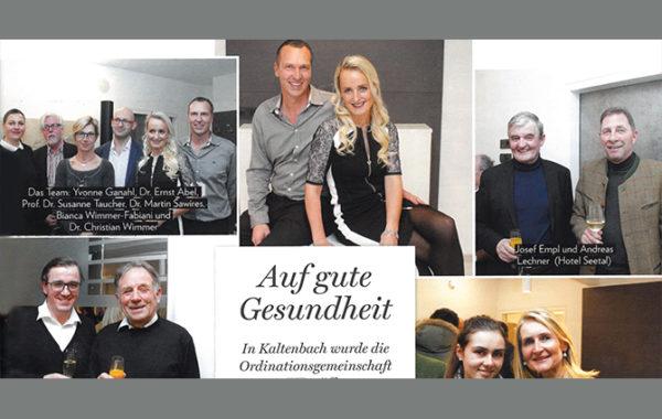 Artikel in der Tirolerin